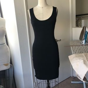 Body-con mini dress